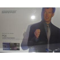 Microfone Shure Pgx 14e/93-h6