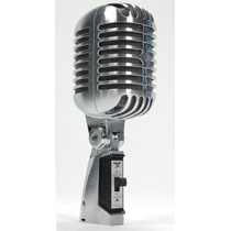 Microfone Clássico Shure Para Vocal - 55sh Serie Ii