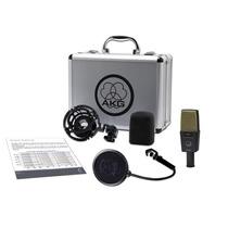 ** Microfone Condensador Akg C414 Xl Il