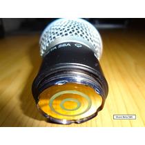Cápsula P/ Mic S/ Fio Shure Beta58a