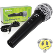 Microfone Shure Sv100 Original - Loja Credenciada Shure