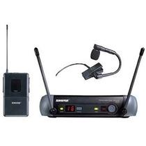 Microfone Sem Fio Shure Sopro Pgx14/beta98h