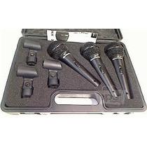 Microfone Behringer Xm 1800s Musical Center Magnelson