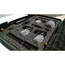 Kit De Microfones Para Bateria - Shure Pg