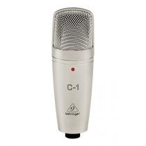 Microfone Behringer C1 Na Studio Som João Loja Física !!