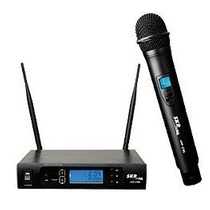 Microfone Sem Fio Skp, Modelo Uhf-295