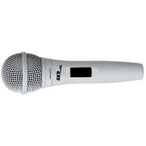 Microfone Com Fio Skp, Pro 92 Xlr Branco