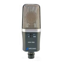 Microfone A-414-pro Arcano Para Estudio Baseado No Akg C414