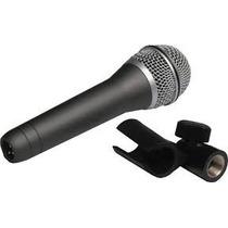 Samson Q7 - Microfone De Mão Dinâmico De Neodímio Cardióide