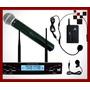 Microfone Sem Fio Uhf Tsi-ud-2000-cli !!
