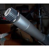 Microfone Shure Profissional Sm57 Lc Para Instrumento