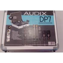 Kit De Microfones Para Bateria Audix Dp7