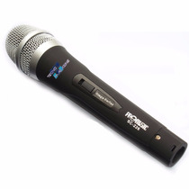 Microfone Profissional Cabo Tipo Shure Arcano Leson Sm57 58