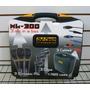 Kit Com 3 Microfones Djtech Mk300 Professional