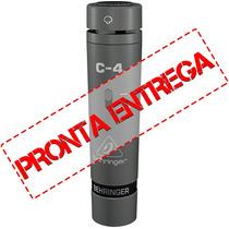 Microfone Condensador Behringer C-4