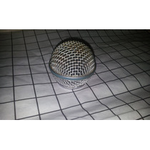 Globo Grille Microfone Shure Beta 58