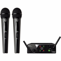 Microfone Akg Sem Fio De Mao Pro Mini 2 (super Novo )
