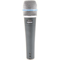 Microfone Profissional Shure Beta57a - Beta 57a Frete Gratis