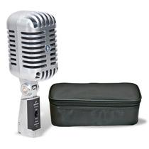 Sjuro Microfone Arcano Vintage Series Vt-35-pl Retro Elvis