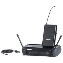 Microfone Sem Fio De Lapela Pgx14/93 + Pgx24beta58