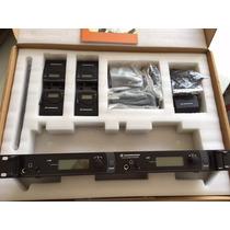 Sistema De Retorno In Ear Sennheiser Sr2050 Duplo, Quadruplo