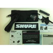 Microfone Shure 98 D/s Percussão E Bateria
