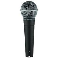 Microfone Shure Sm58 Lc Supercardióide P/ Vocal