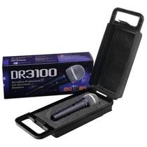 Donner Dr 3100 Microfone De Mão Frete Grátis + Nota Fiscal
