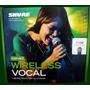 Microfone Shure Svx14 Es Pg-58