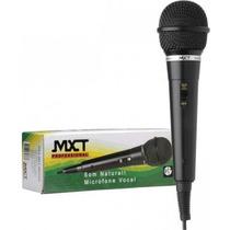 Microfone Karaokê Mxt M-1800 B Com Cabo