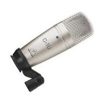 Microfone C1u Behringer Condensador Usb