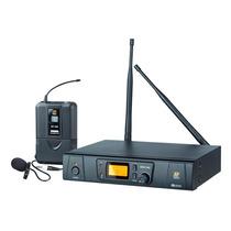 Microfone Sem Fio Staner, Modelo Srw-48s Lapela