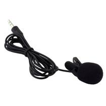 Microfone De Lapela 3,5mm P2 Stéreo Profissional Youtubers