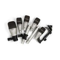 Samson Dk7 Kit De 7 Microfones Para Bateria Frete Grátis