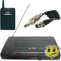 Transmissor De Instrumentos Sem Fio Leson Ls801 Gt Oferta