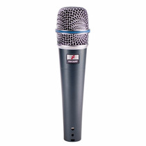 Microfone Arcano Bt-57 Alta Qualidade Igual Ao Shure Beta57