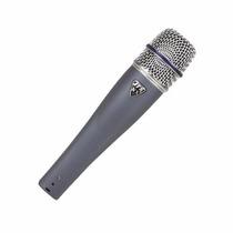 Microfone Para Bateria Percussão Saxofone Metais Jts Nx-7