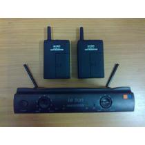 Promoção! Le Son Ls802-gt/gt Kit Transmissor Instrumento