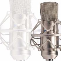 Fg Microfone Arcano P/ Estúdio St-01 Condensador