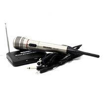 L636pj - Microfone Sem Fio Com Receptor