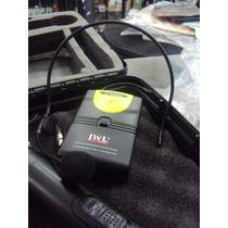 Microfone Sem Fio Duplo Mão Headset Uhf Jwl U 585 Mh