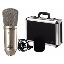 Microfone Condensador Profissional Estúdio B1 Behringer