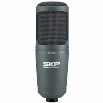 Microfone Skp - Condensador - Sks 220