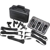 Oferta ! Peavey Dms-5 Kit Drum Mic Kit Microfone Bateria
