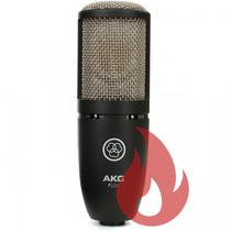 Akg Perception 220 Black . Microfone . Loja . Nf + Gtia !