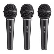 Kit Microfone Behringer Xm1800s - Original Com Garantia E Nf