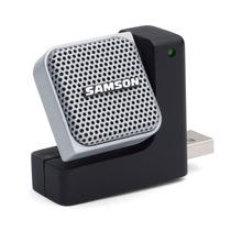 Microfone Portátil Samson Go Mic Direct Condensador