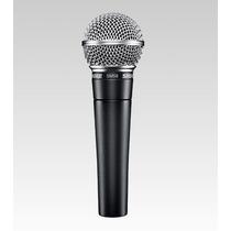 Frete Grátis - Shure Sm58-lc Microfone Dinâmico Para Vocal