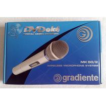 Microfone Sem Fio Gradiente Mk50/2