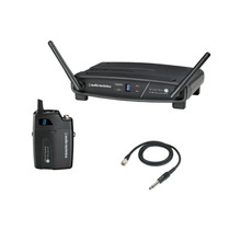 Sistema Sem Fio Instrumento Atw-1101/g Audio Technica